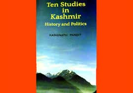 """A new book entitled """"Ten Studies in Kashmir: History and Politics was released"""