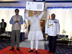 PM Modi releases commemorative stamp on Marshal of the Air Force Arjan Singh