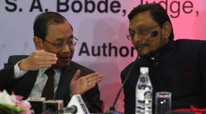 Justice SA Bobde to take oath as 47th Chief Justice on 18 Nov
