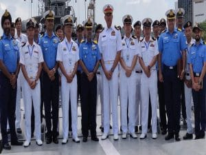 IMNEX-2019 -India-Myanmar Naval Exercise in Visakhapatnam