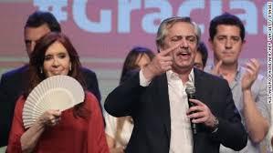Argentina election: Alberto Fernández wins presidency