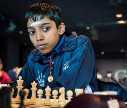 World Youth Chess Championship: Praggnanandhaa wins gold