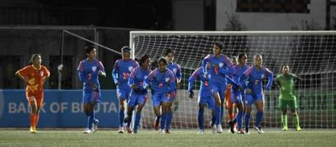 India women won SAFF U15 championship