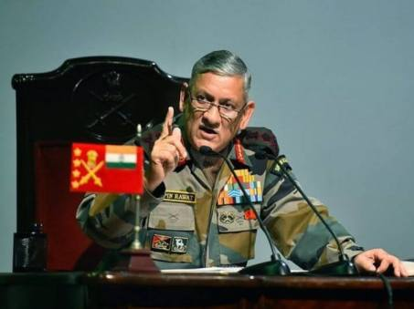 Indian defence exports to grow to Rs 35,000 crore by 2024: Army Chief