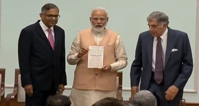PM Modi releases book titled 'Bridgital Nation'