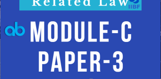 Banking Related Law Module-c Paper-3 blog