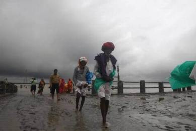 Cyclonic storm 'Bulbul' hits Bangladesh and West Bengal