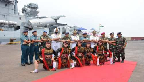 "India, Indonesia Joint Naval Exercise ""Samudra Shakti"" In Bay Of Bengal"