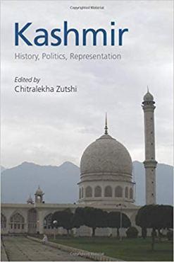 """Titled """"Kashmir"""", the book written by Historian Chitralekha Zutshi release"""