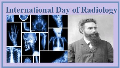 8th November: International Day of Radiology 2019