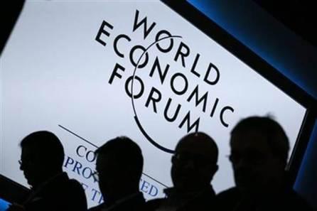 50th World Economic Forum Annual Meeting 2020 in Switzerland