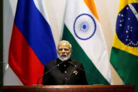 PM proposes first meeting of BRICS Water Ministers in India