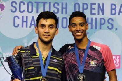 Lakshya Sen won Scottish Open title