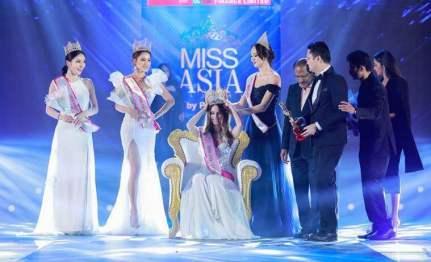 Serbia's Sara Damnjanovic wins Miss Asia Global title held in Kochi