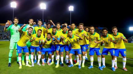 Brazil won fourth U-17 Fifa world cup trophy in Brasilia