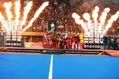 India to host men's Hockey World Cup in 2023