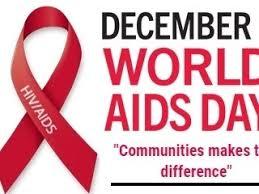 1st December: World AIDS Day 2019