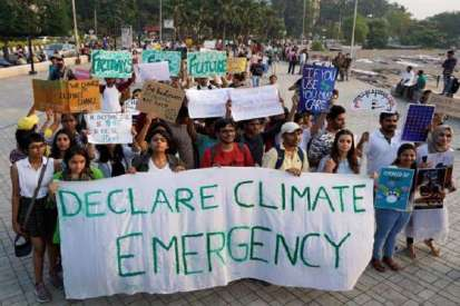 India ranks 5th in Global Climate Risk Index