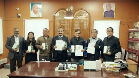 Arunachal Pradesh signs MoU with IUCN to red List Orchids