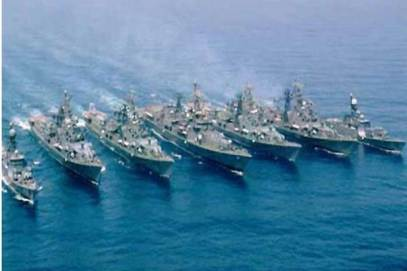 India to host naval exercise 'Milan 2020' at Visakhapatnam