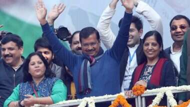 Arvind Kejriwal to be sworn in as Chief Minister of Delhi 2nd term on February 16