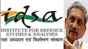 Govt renames IDSA as 'Manohar Parrikar Institute for Defence Studies and Analyses'