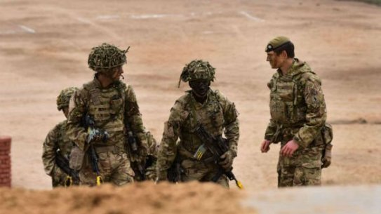 India, UK to hold joint military exercise 'Ajeya Warrior' from February 13 to 26