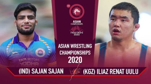Asian Wrestling Championship begin in New Delhi