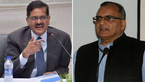 PM-led panel names President's secy Sanjay Kothari as next CVC, ex-IAS officer Bimal Julka to be CIC