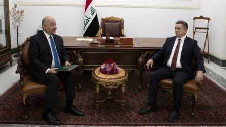 Iraqi President Barham Salih names Adnan al-Zurfi as new PM