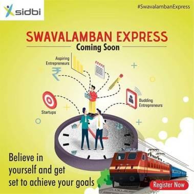 SIDBI to start Swavalamban Express on 5 June