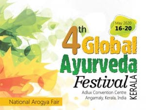 Fourth Global Ayurveda Festival to be held at Kochi from May 16
