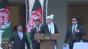 Ashraf Ghani sworn in as Afghanistan President for second term
