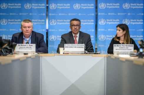 World Health Organization declares Covid-19 as a pandemic