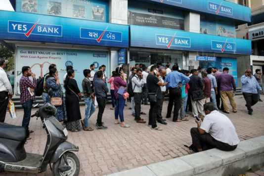 Government Puts Yes Bank Under Moratorium, RBI Supersedes Board, Withdrawals Capped At Rs 50,000