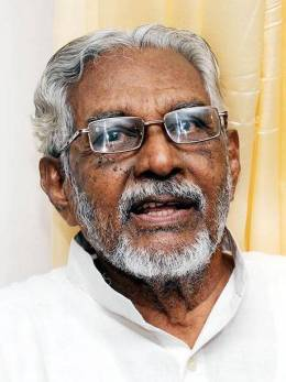 Sahitya Akademi awardee, Malayalam poet Puthussery Ramachandran passed away