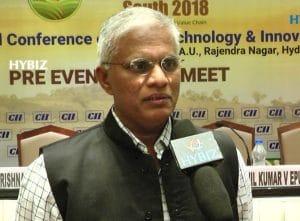 Telangana agri varsity VC wins Swaminathan Award
