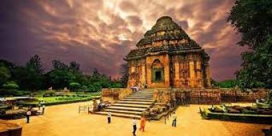 Government launches scheme for 100 % solarisation of Konark sun temple & Konark town