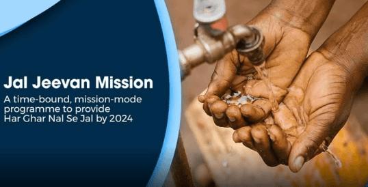 """Govt. Rs 812 Crore approved for Odisha under """"Jal Jeevan Mission (Har Ghar Jal)"""