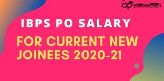 IBPS PO Salary Structure