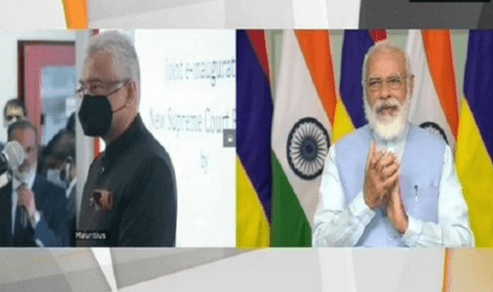 PM Modi to virtually inaugurate new Supreme Court building in Mauritius