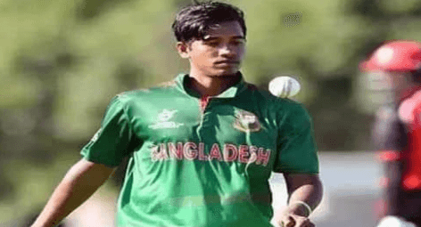 Bangladeshi pacer Kazi Anik Islam gets 2-year ban for doping