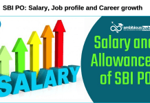 SBI PO 2020 : Salary, Job profile and Career growth