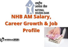 NHB Assistant Manager Salary, Career Growth & Job Profile 2020