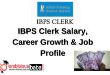 IBPS Clerk Salary, Career Growth & Job Profile