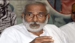 ♦Former union minister Raghuvansh Prasad Singh passes away