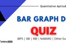 Bar D.I Quiz