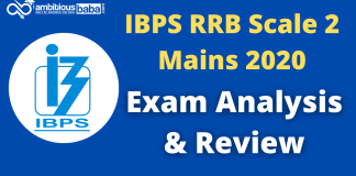 IBPS RRB Officer Scale-II Exam Analysis for 18th October 2020