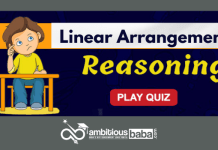 Linear arrangement