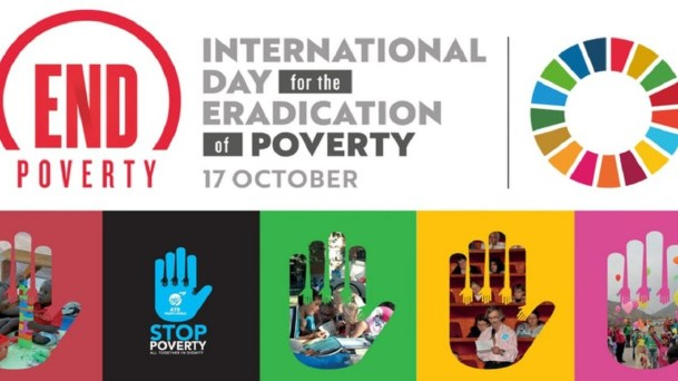 17 October: International Poverty Eradication Day